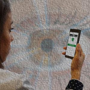 Samsung Galaxy 8 : la technologie d'identité iris made in Princeton