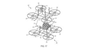 drones relais