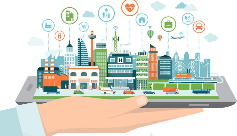 smart city democratie