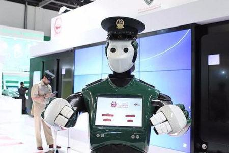 Des robots humanoïdes pour protéger Dubaï