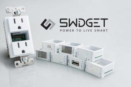 Swidget : créer une maison intelligente avec une prise électrique