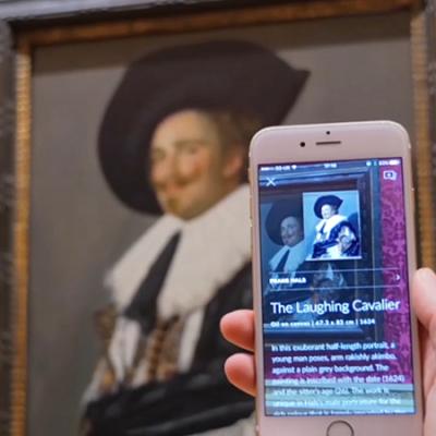 Smartify : l'application s'inspire de Shazam pour sortir l'art des musées