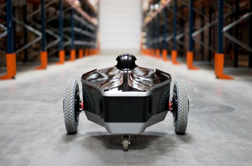 Les robots intelligents au service des entrepôts de stockage