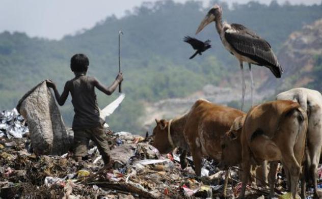 Les startups revalorisent les ramasseurs de déchets
