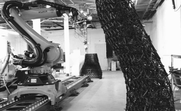 Branch Technologie développe l'architecture robotisée