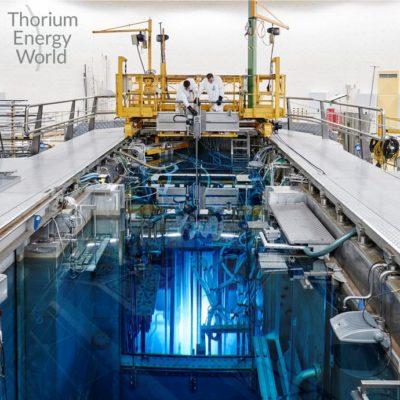 Un réacteur au thorium pour 2027 ? Andrew Yang le propose pour les États-Unis.
