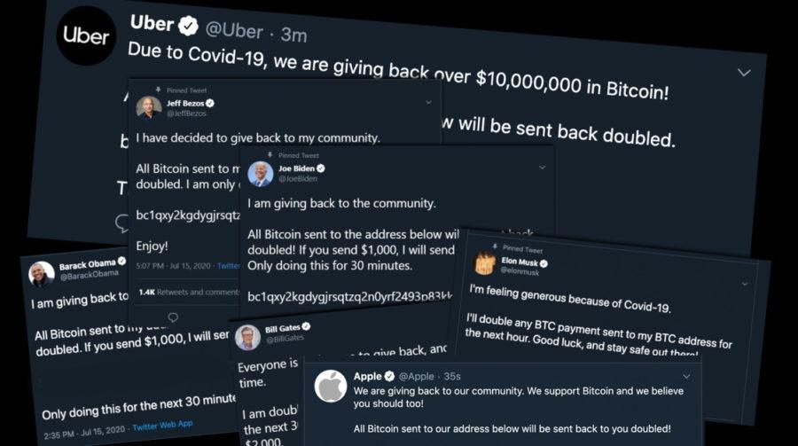 Piratage à Twitter