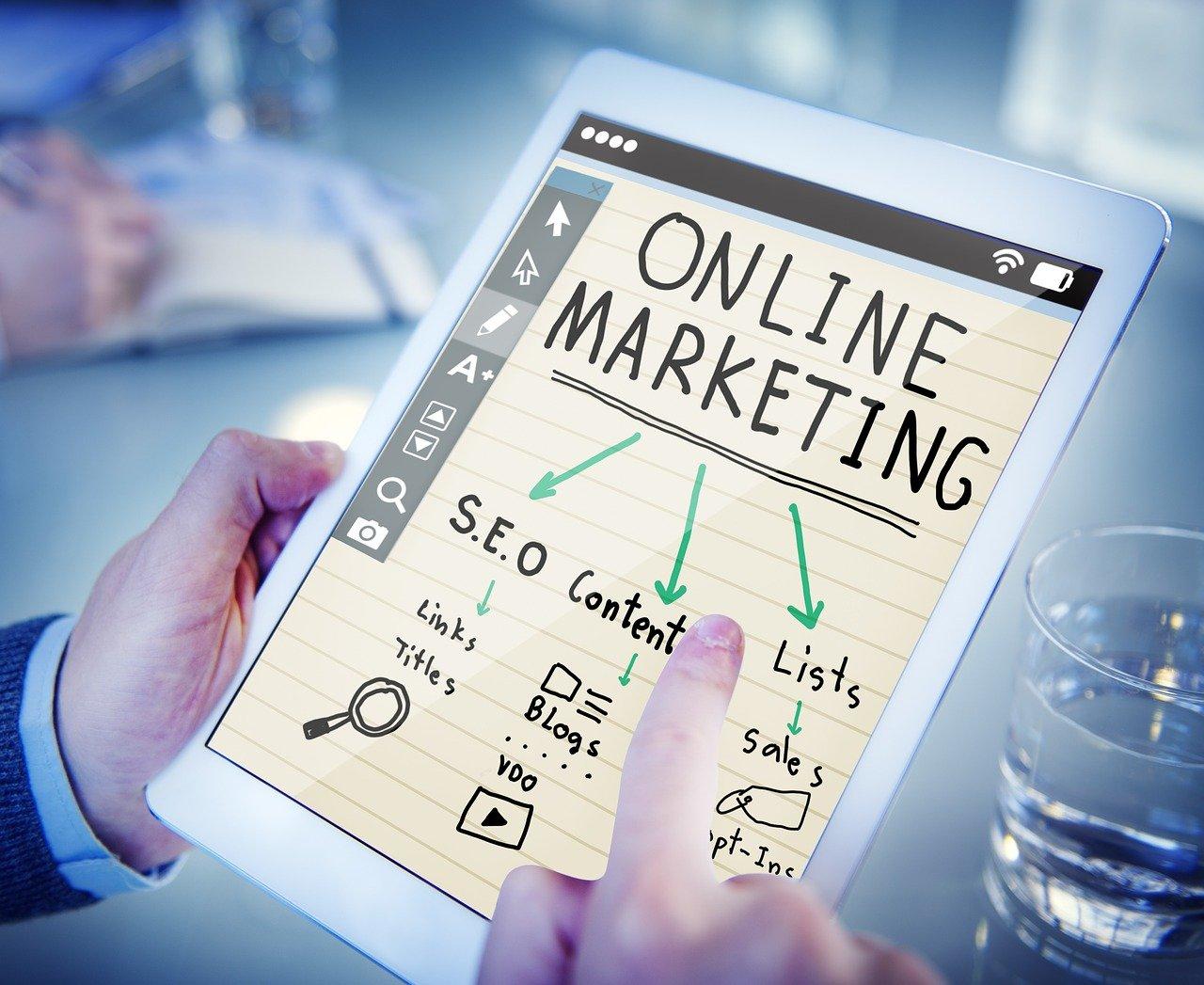 Marketing digital populaire