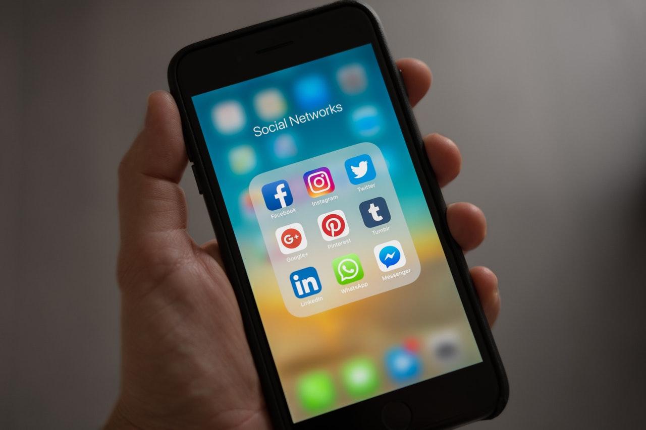 Entreprise social media